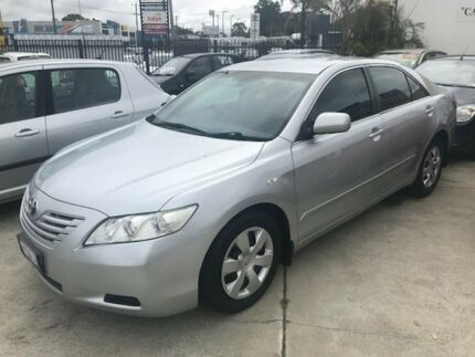 2007 Toyota Camry ACV40R Altise Silver 5 Speed Automatic Sedan St James Victoria Park Area Preview