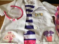 Disney Doc Mcstuffin outfit