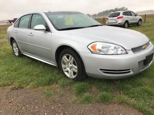2012 Chevrolet Impala LT Hands free, remote start, Only $3950!