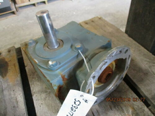 TIGEAR GEAR REDUCER ( DODGE) S/N# 13837 P/N# 232 RATIO: 10  #523217B USED