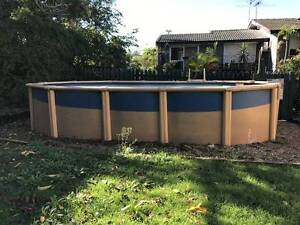 Above Ground Pool 7m x 3m Cannon Hill Cannon Hill Brisbane South East Preview
