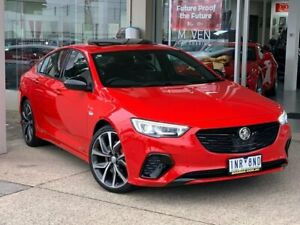 2018 Holden Commodore ZB MY18 VXR Liftback AWD Red 9 Speed Sports Automatic Liftback Cheltenham Kingston Area Preview