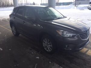 2016 Mazda CX-5 GS- **GROUPE LUXE**