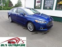 2014 Ford Fusion SE AWD only $189 Bi-weekly! LOADED!