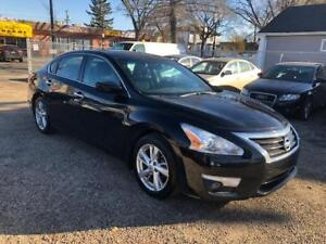 2015 Nissan Altima 2.5 SV, Sunroof, Car Starter, Special Edition