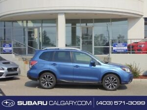 2018 Subaru Forester Touring | EYESIGHT PACKAGE | SUNROOF | ALL