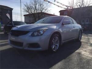 2012 NISSAN ALTIMA 2.5 S COUPE (AUTOMATIQUE, TOIT, MAGS, FULL!!)