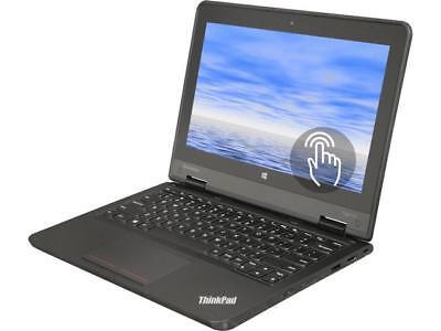 Lenovo ThinkPad Yoga 11e Intel Celeron N2930 (1.83 GHz) 4 GB Memory 320 GB HDD I