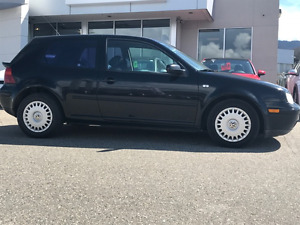 2002 Volkswagen Golf Mark 4 Comfortline Hatchback