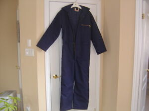 Work XL Lined Coveralls - NEW