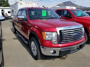 2012 Ford F-150 XLT S/CREW 4X4