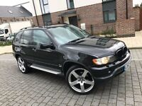 BMW X5 2.9 d*Sport*5dr,SUV,SERVICE,NEW MOT,2 KEYS,HPI CLEAR,SAT NAV,PARKING SENSORS,SUNROOF