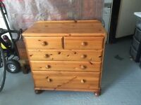 Ducal Pine Drawer Unit - good condition