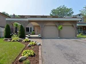 Great 4+1 Bdrm Home Backs Onto Greenspace *WHITBY*