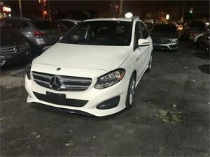 2015 Mercedes-Benz B-Class B 250 Sports nav/can/1owner/blndspot