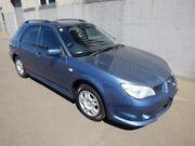 2006 Subaru Impreza S MY06 AWD Blue 5 Speed Manual Hatchback Burnie Area Preview
