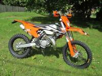 KTM 125 XC-W 2017 ENDURO TRAIL MOTORCYCLE