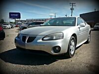 2008 Pontiac Grand Prix Base 4dr Sedan