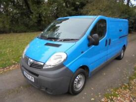 Vauxhall Vivaro 2.0 CDTi 115ps EU IV 2011 2900 LWB 61 REG 120K