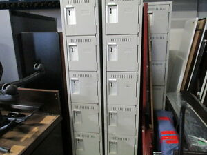 6 Door Bank of Lockers