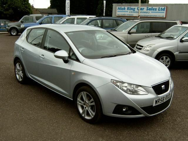2009 seat ibiza 1 6 sport in gloucester gloucestershire gumtree. Black Bedroom Furniture Sets. Home Design Ideas