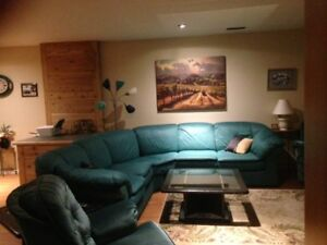 Upscale Fully Furnished Legal Suite