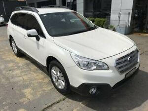 2016 Subaru Outback MY16 2.0D AWD White Continuous Variable Wagon Rockdale Rockdale Area Preview