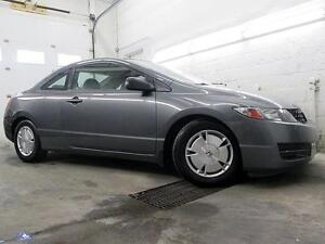 2011 Honda Civic DX-G COUPE AUTO A/C MAGS CRUISE 96,000KM