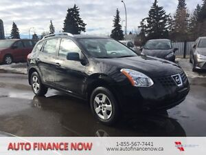 2009 Nissan Rogue TEXT EXPRESS APPROVAL TO 587-597-5626