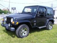 2003 Jeep TJ Only 129000 KM