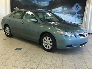 2008 Toyota Camry Hybrid PREMIUM PACKAGE!!! LEATHER, SUNROOF, HE
