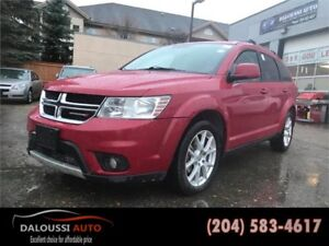 Finance available ! 2013 Dodge journey crew 7 seats
