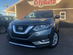 2018 Nissan Rogue SV  7019  Heated Cloth Interior  All Wheel Dri