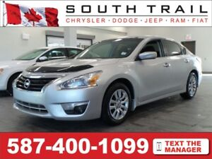 2015 Nissan Altima - Call ROGER @ (587)400-0613 for info.