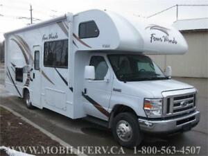 *2018 THOR FOUR WINDS 26B CLASS C MOTOR HOME FOR SALE*