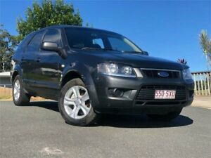 2010 Ford Territory SY MkII TS RWD Grey 4 Speed Sports Automatic Wagon Chevallum Maroochydore Area Preview
