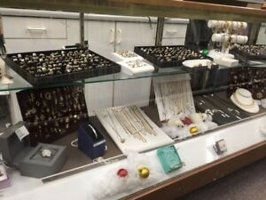 Large Selection Gold, Silver and Costume Jewelry