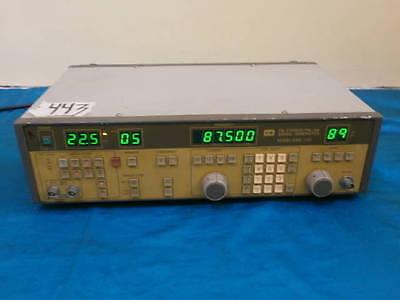 Gw Gsg-122 Gsg122 Fm Stereo Fmam Signal Generator 220v Ac
