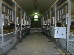 Lease 140 Acre Dairy Farm in Enderby for $7,000/month!