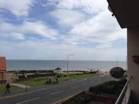 2 Bedroom Sea View Apartment in Bridlington.