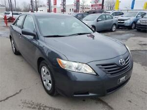 2008 Toyota Camry LE, AUTO, ONLY 81000KM, A/C, CRUISE, 2.4L