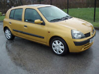 RENAULT CLIO 1.2, IDEAL 1ST CAR OR CHEAP RUNABOUT