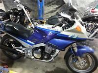1991 FJR1200 -Blue
