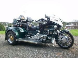 MOTO HONDA GOLDWING TRIKE