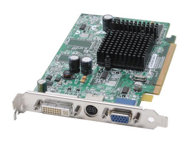 SCHEDA GRAFICA  PCI EXPRESS_128MB_ATI RADEON_ X300 SE_DDR_DVI_TVO_64BIT