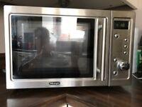 DeLonghi Combi Grill & Microwave