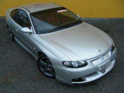 2002 Holden Commodore HSV GTO COUPE Silver 6 Speed Manual Sedan Winnellie Darwin City Preview