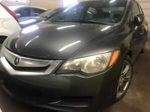 2010 Acura CSX Tech Pkg-- 3yrs warranty included
