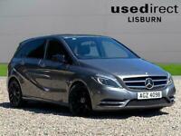 2012 Mercedes-Benz B Class B180 Cdi Blueefficiency Sport 5Dr Auto Hatchback Dies
