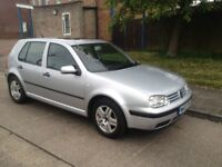 VW Golf 1.6 S full service history good condition with alloys and sunroof